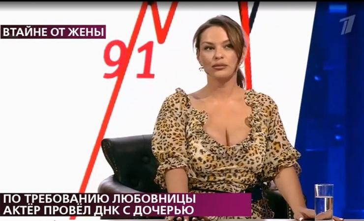 Виктория возмущена изменой Олега