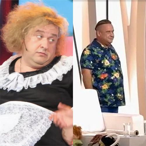 Звезда «Кривого зеркала» Александр Морозов сделал операцию на желудок и уже скинул 40 кг