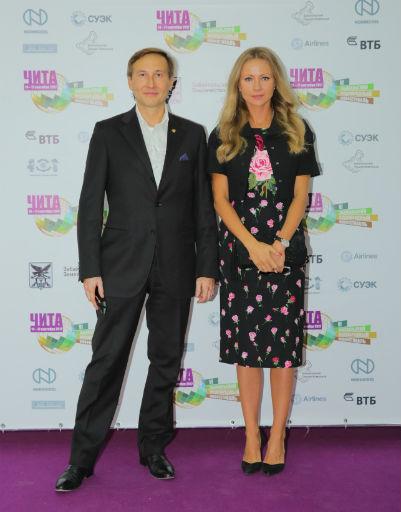 Мария Миронова и Николай Лебедев