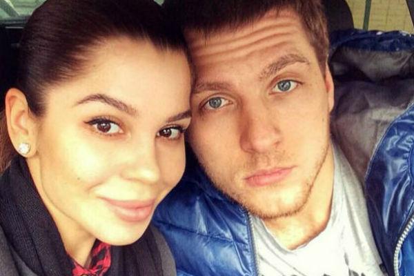 Екатерина Колисниченко с супругом