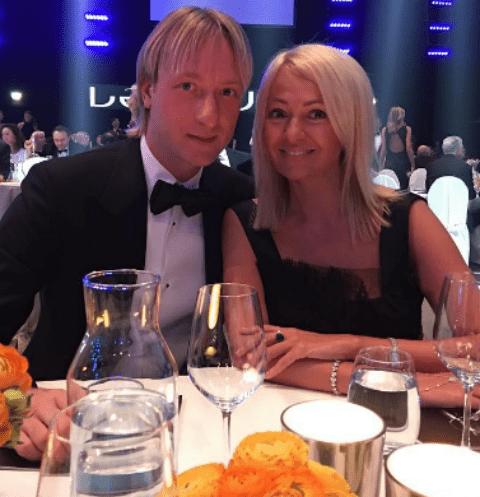 Яна Рудковская верит в то, что Евгений Плющенко может вернуться в спорт