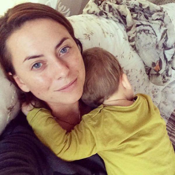 Сестра Жанны Фриске Наташа надеется увидеть племянника осенью