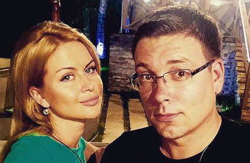 Марина Африкантова и Андрей Чуев