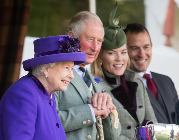 Елизавета II всегда хорошо относилась к избраннице внука