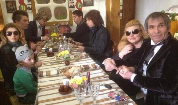 Бари Алибасов и Ляна Фридман
