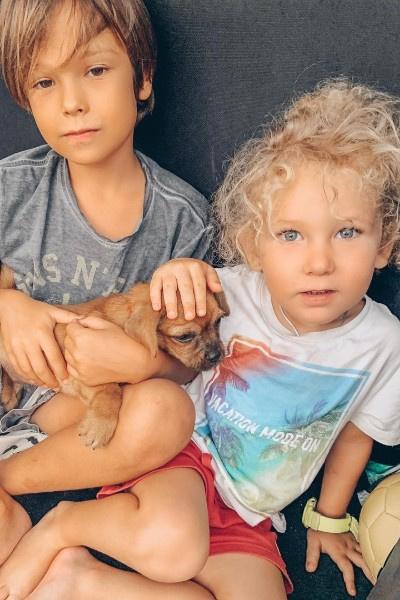 Айза Анохина скучает по детям