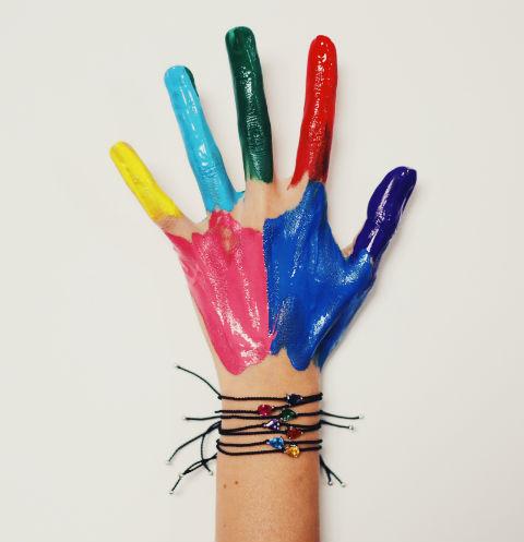 Добавь каплю цвета: новая линейка браслетов-ниток от Wanna?Be!