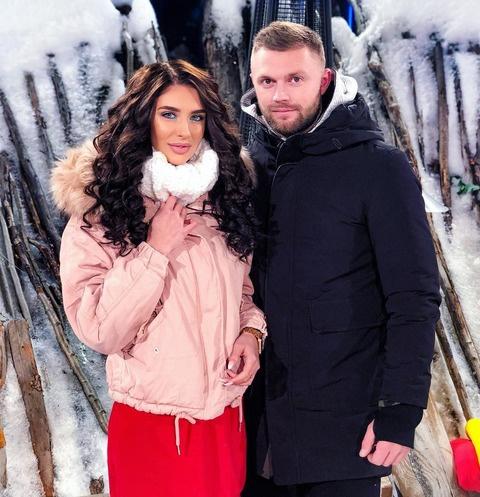 Татьяна Мусульбес и Виктор Литвинов на проекте