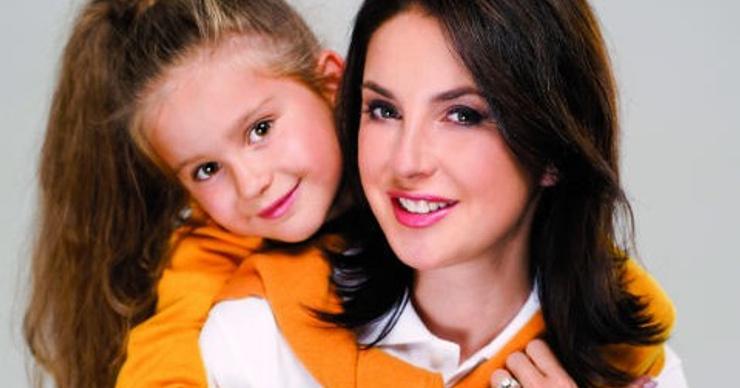 Дочь Ирины Слуцкой: «У мамы не хватает сил меня тренировать»
