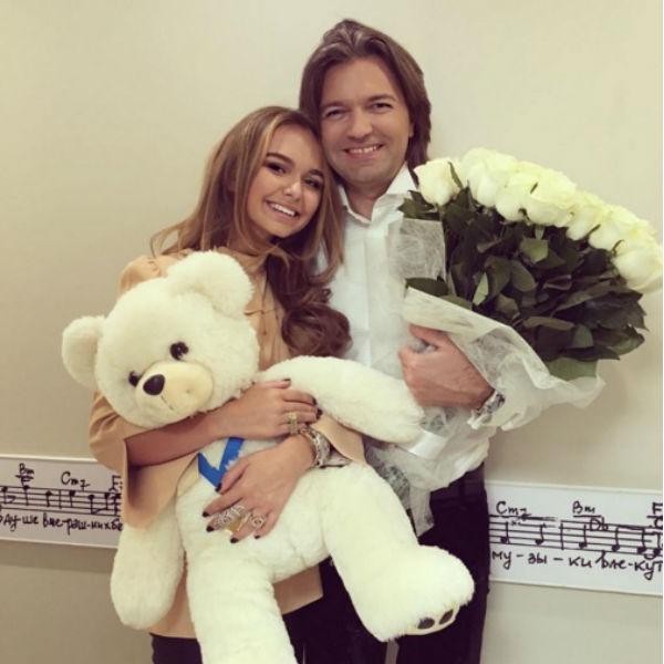 Стефания и Дмитрий Маликовы
