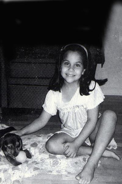 Музыкой Стефани увлекалась с детства