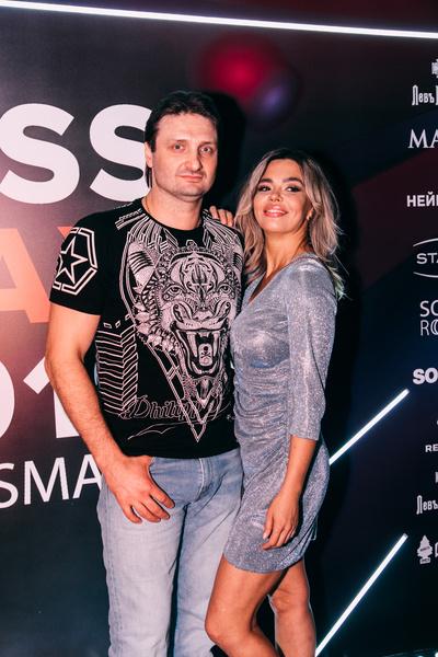 Эдгар Запашный и Карина Зверева