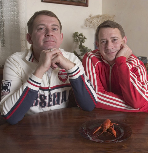 Валерий и Александр Пономаренко