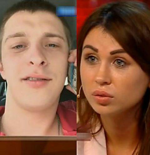 Александр Шарыго и Анна Лисовская