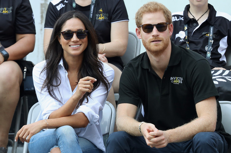 Гарри всегда поддерживал взгляды и убеждения жены