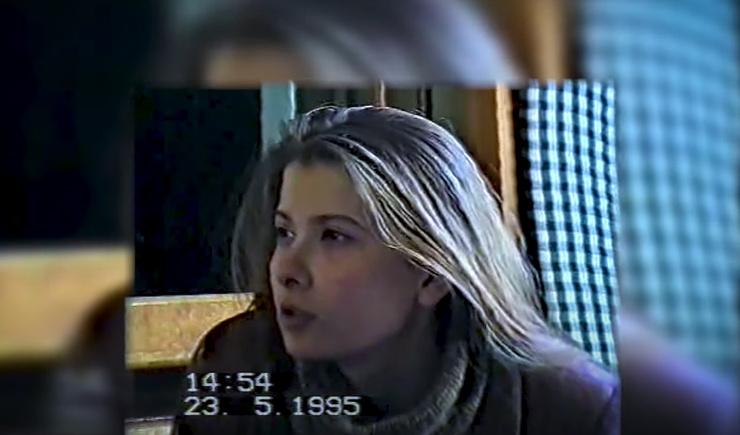 Актриса практически не изменилась