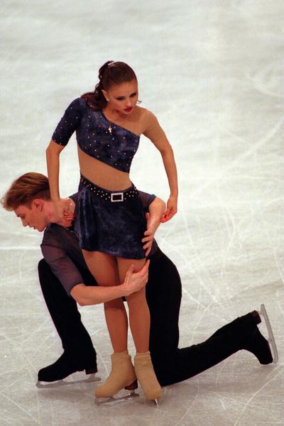 С Анной Семенович в 2000 году спортсменка стала серебряным призером чемпионата России.