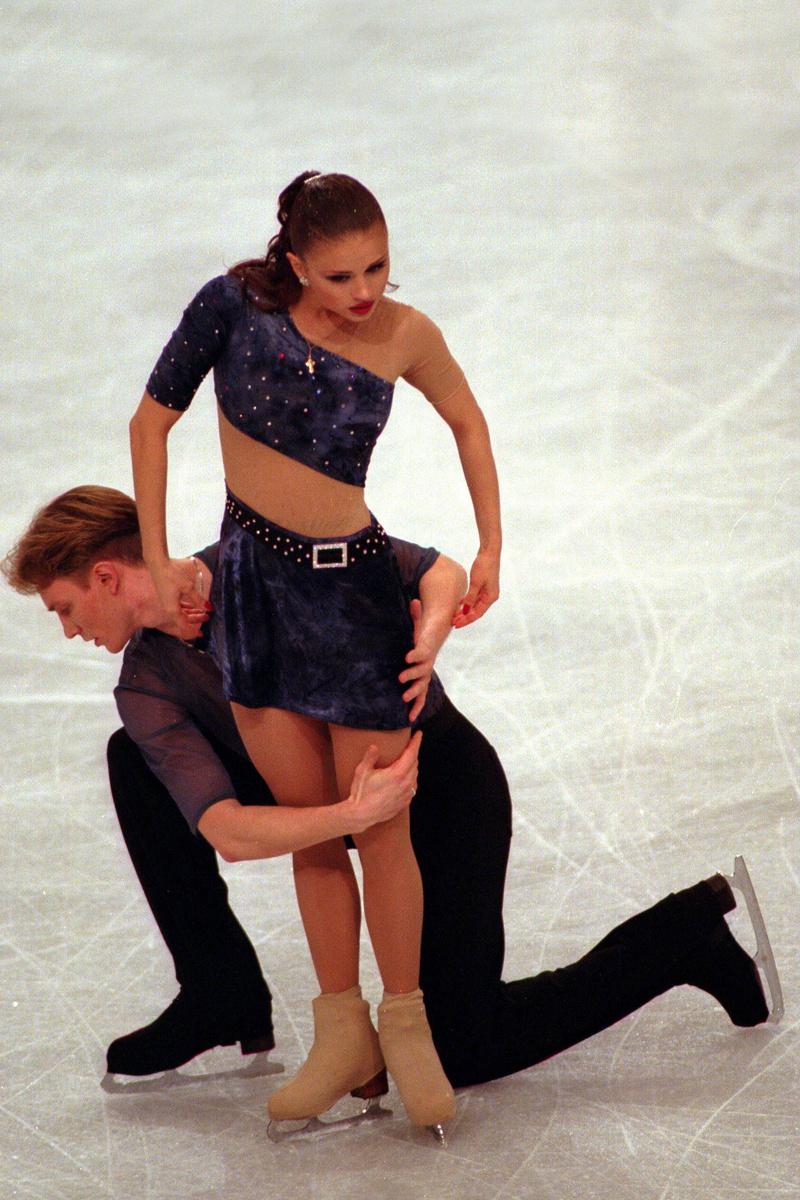 С Анной Семенович в 2000-м спортсмен стал серебряным призером чемпионата России