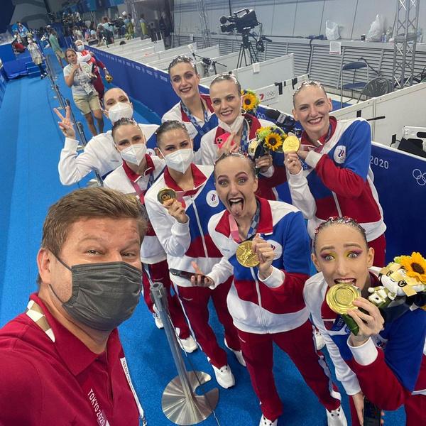 Дмитрий Губерниев поздравил победителей