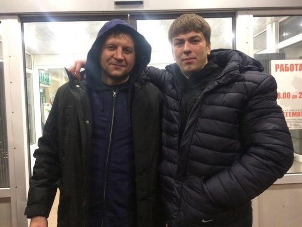 Александр Емельяненко вышел на свободу 24 ноября