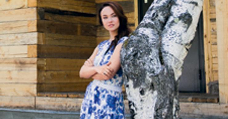 Мария Берсенева оценила новый дом