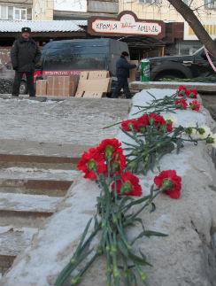 В этом году судьба  снова заставила  Сергея Колпакова  вернуться в клуб  «Хромая лошадь», где  пять лет назад чуть  не погибла его жена  Ирина