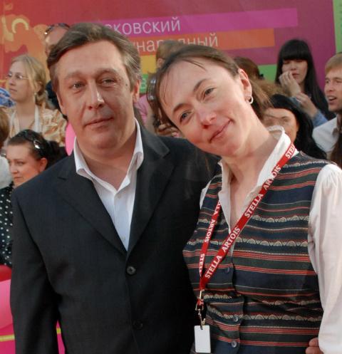 Жена Ефремова: «Плакать – это когда дети плачут, а Миша после аварии рыдал»