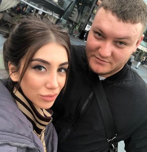 Дана Николенко и Дмитрий Кварацхелия