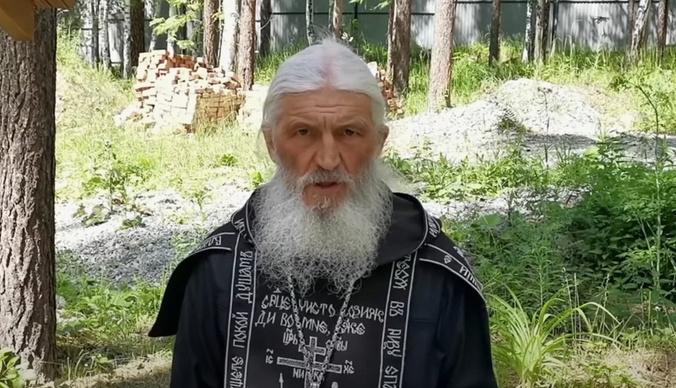 Патриарх Кирилл лишил сана схиигумена Сергия