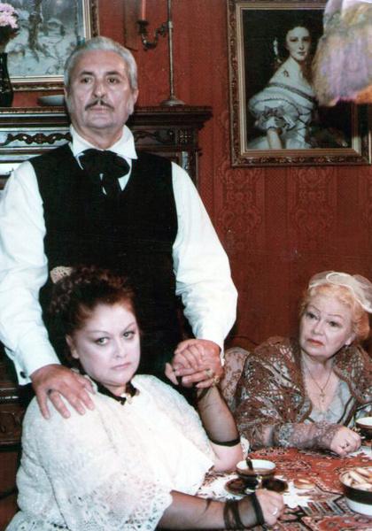 После эпизода в картине «Остров любви» актриса исчезла с экрана