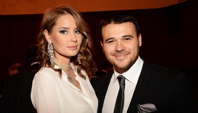 Супруга Эмина Агаларова впервые прокомментировала расставание