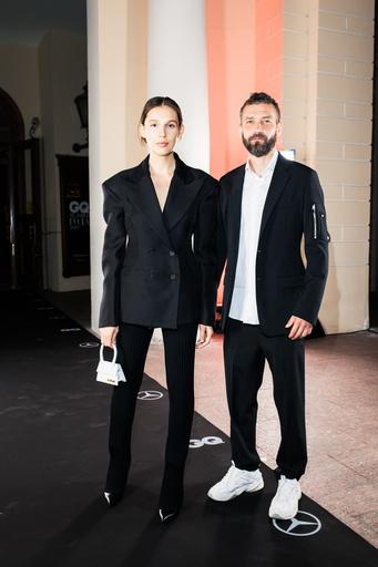 Владимир Кристовский с супругой