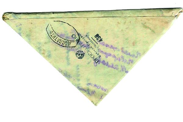 Общество: В Челябинской области нашли 75 фронтовых писем, которых адресаты ждут с самой войны – фото №8