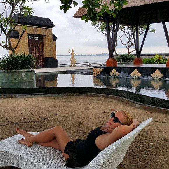 «Мир, труд, май, Бали», - Екатерина Одинцова считает этот остров раем на земле