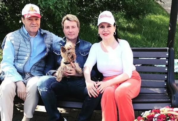 Семья для Баскова всегда была на первом месте