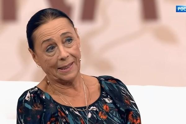 Галина Гриценко переживает из-за разлада мужа с сыном