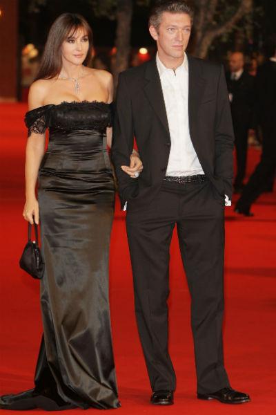Беллуччи и Кассель были женат 14 лет
