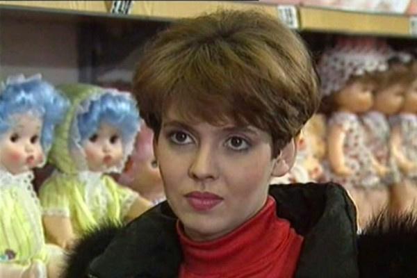В 90-е Инга Ильм снималась в сериалах и работала ведущей