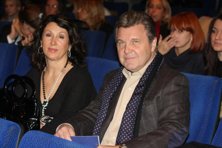 Лев Валерьянович с женой вместе уже более 40 лет