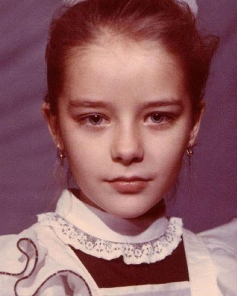 Марина Александрова восхищала своей красотой