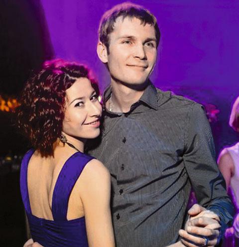За девять лет официального брака Альбина и Николай трижды стали родителями