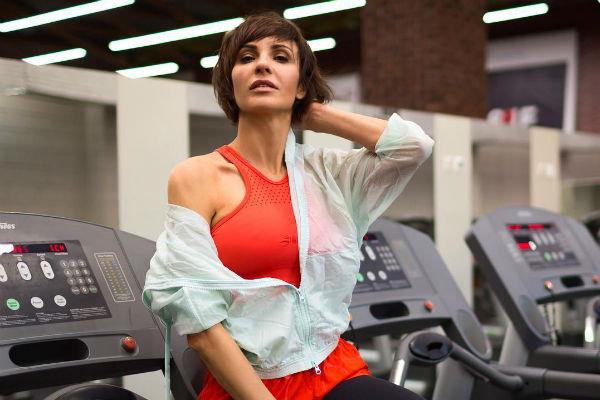 Ирина Турчинская стала фитнес-тренером