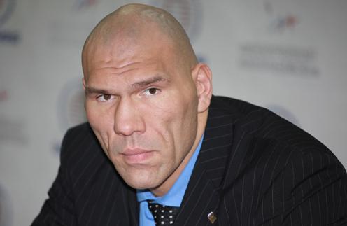 Николай Валуев расстроился из-за «Дома-2»