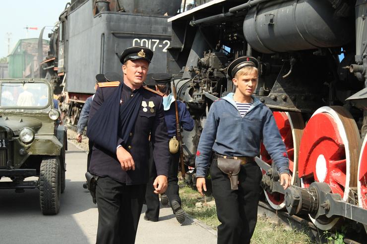 Действие сериала происходит в годы Второй мировой войны