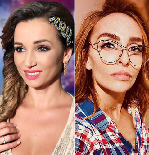 Анфиса Чехова и Екатерина Варнава