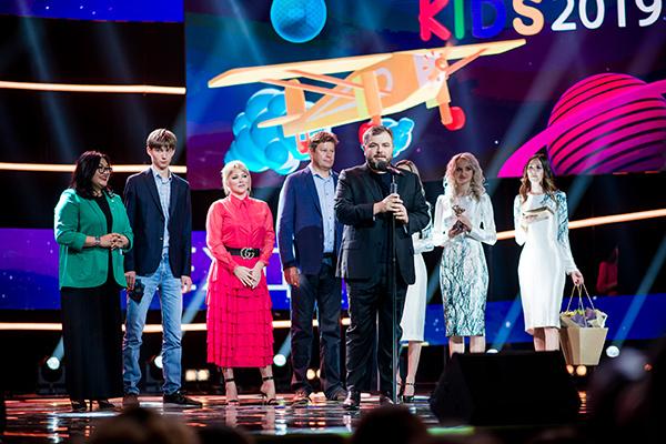 Команда «Ты — супер» и Дмитрий Губерниев с сыном