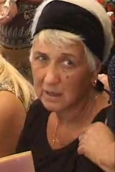 Надежда Гурова, мама солиста «Ласкового мая» Юрия Гурова