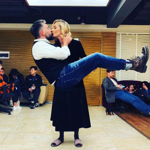 Дмитрий Исхаков и Полина Гагарина не скрывают чувств на публике