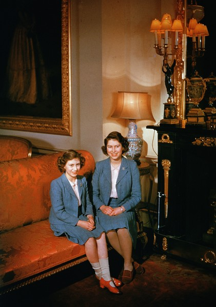 В момент, когда Елизавета II взошла на престол, Маргарет было 21