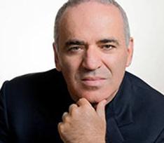 Гарри Каспаров в четвертый раз стал отцом
